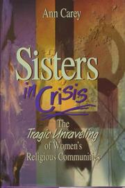Cover of: Sisters in crisis | Ann Carey