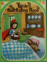 Cover of: Little Red Riding Hood | Jane Carruth