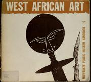 Cover of: Handbook of West African art | William Russell Bascom