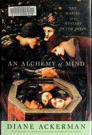 Cover of: An alchemy of mind | Diane Ackerman