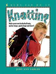 Cover of: Knotting