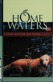 Cover of: Home Waters | Joseph Monninger