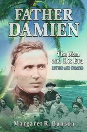Father Damien by Margaret Bunson