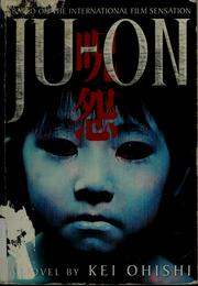 Cover of: Ju-on | Kei Ōishi