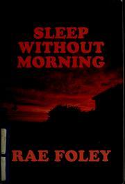 Sleep without morning