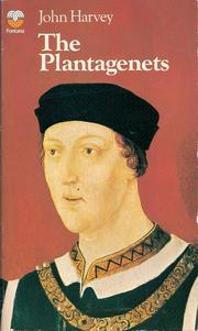 Cover of: The Plantagenets | John Hooper Harvey
