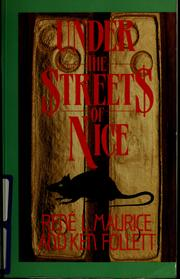 Under the streets of Nice by René Louis Maurice