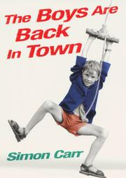 Cover of: The Boys Are Back in Town | Simon Carr