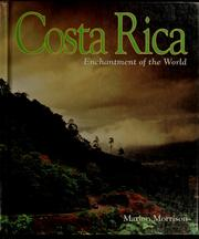 Cover of: Costa Rica | Marion Morrison
