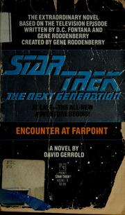 Cover of: Encounter at Farpoint ; a novel |
