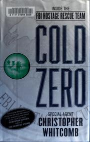 Cover of: Cold zero | Christopher Whitcomb