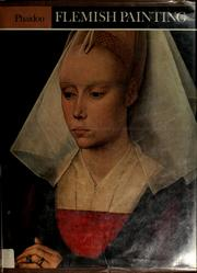 Cover of: Flemish painting