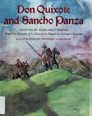 Cover of: Don Quixote and Sancho Panza | Margaret Hodges