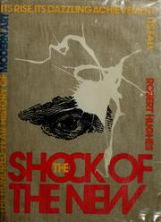 Cover of: The Shock of the new