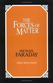 Cover of: The Forces Of Matter