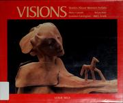 Cover of: Visions | Leslie Sills