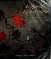 Cover of: Tropical renaissance