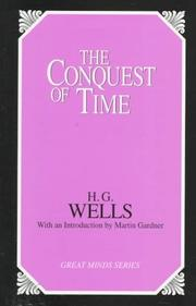 Cover of: The conquest of time