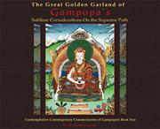 Cover of: The Great golden garland of Gampopa