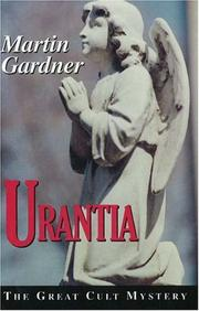 Cover of: Urantia: the great cult mystery