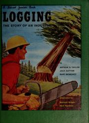 Cover of: Logging | Arthur Samuel Taylor