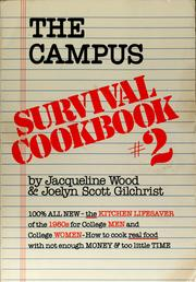 Cover of: The campus survival cookbook #2 | Jacqueline Wood