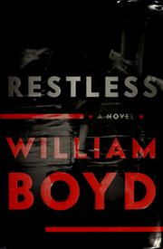 Restless by Boyd, William