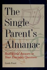 Cover of: The single parent