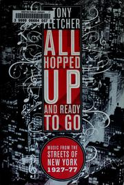 Cover of: All hopped up and ready to go | Fletcher, Tony.