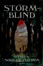 Cover of: Storm Blind | James Sorel-Cameron
