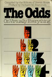 Cover of: The odds on virtually everything | Heron House., Heron House