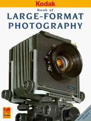 Cover of: Large-format photography