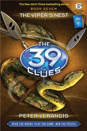 Cover of: The 39 Clues Book 7: The Viper's Nest