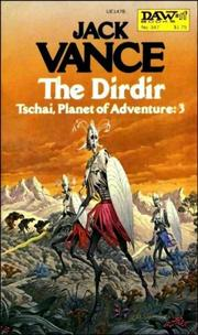 Cover of: The Dirdir (Planet of Adventure, Vol. 3)