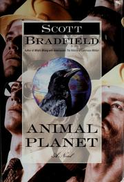Cover of: Animal planet | Scott Bradfield