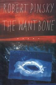 Cover of: The Want Bone