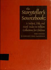 The storyteller's sourcebook