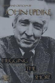 Cover of: Hugging the shore: essays and criticism