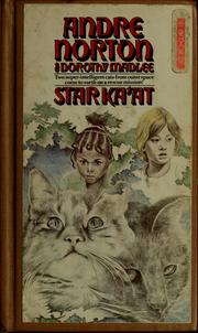 Star Ka'at by Andre Norton, Dorothy Madlee