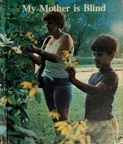 Cover of: My mother is blind | Margaret Reuter