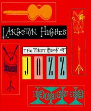 Cover of: Jazz: A First Book (First Books)