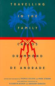 Cover of: Travelling in the family