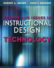 Cover of: Trends and Issues in Instructional Design and Technology