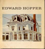 Cover of: Edward Hopper | Edward Hopper
