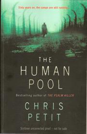 Cover of: The human pool | Christopher Petit