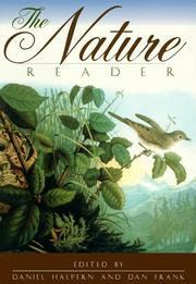 Cover of: The Nature Reader | D. Halpern