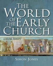 Cover of: The World of the Early Church |