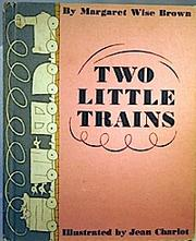 Cover of: Two little trains