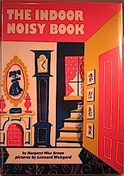 Cover of: The indoor noisy book. |