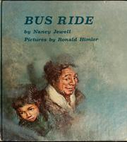 Cover of: Bus ride | Nancy Jewell